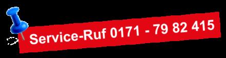 Rufnummer Kühlanlagen